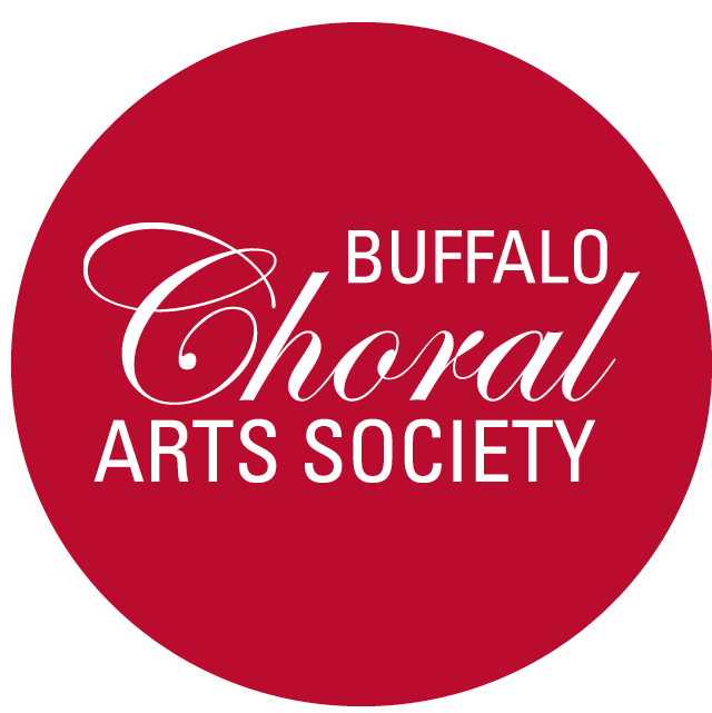 Logo for Buffalo Choral Arts Society